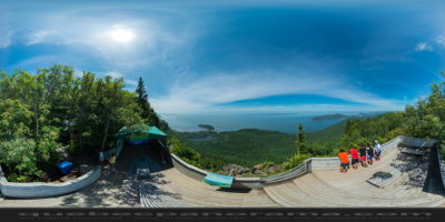 Parc national du bic for Camping bic